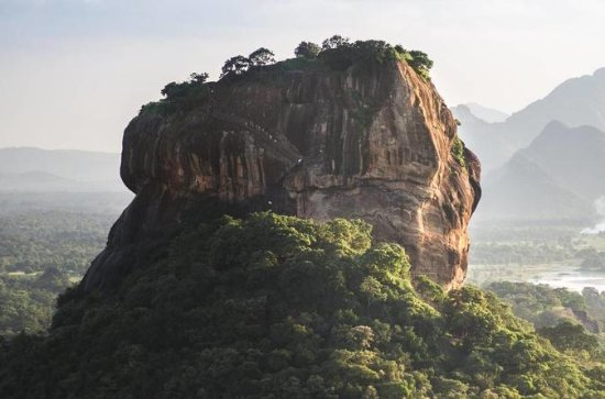 Full-Day Private Sigiriya and...