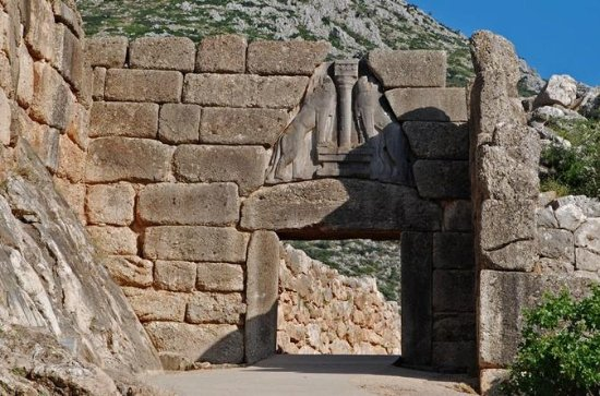 Sparta-Mystras-Mycenea-Epidaur-Corinth...