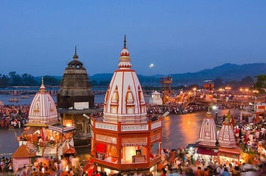 Haridwar and Rishikesh 2-Day Tour...