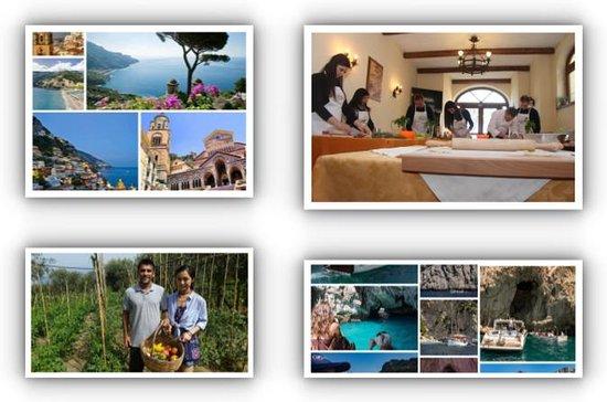 7 Days 6 Night Amalfi Coast and Capri...