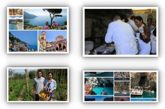 6 Days 5 Night Amalfi Coast and Capri...