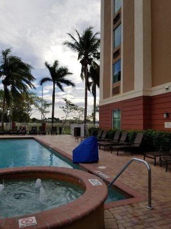 Hampton Inn & Suites Ft Lauderdale / Miramar: 20180119_152044_large.jpg