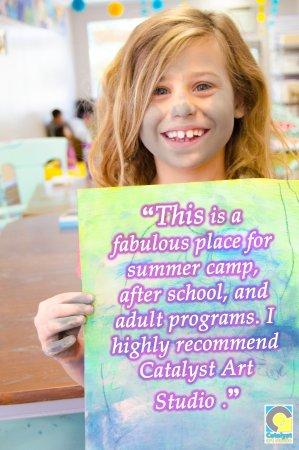 Catalyst Art Studio: Summer Art Camp