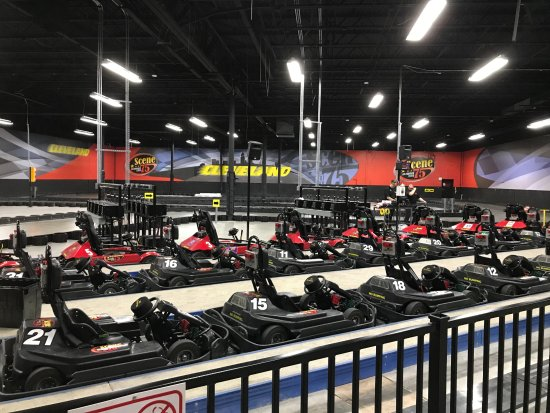 Brunswick, Οχάιο: Race Cars