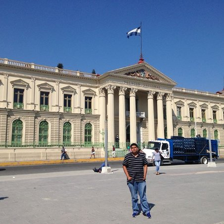 me at the central plaza