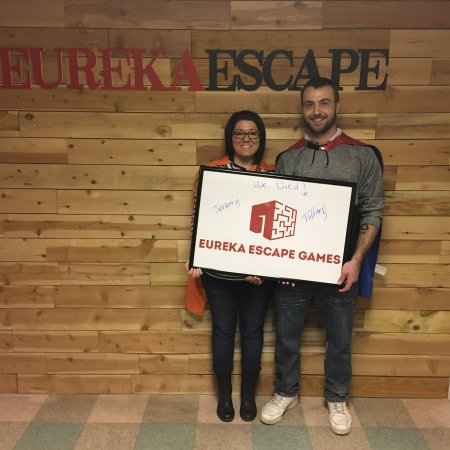 ‪Eureka Escape Games‬
