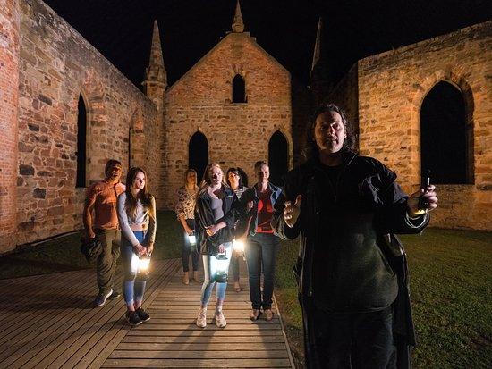 Port Arthur, Αυστραλία: Hear tales inside the Convict Church