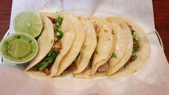 Pancho's Mexican Grill: Tacos