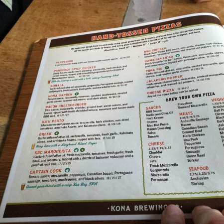 Picture Of Kona Brewing Company Pub