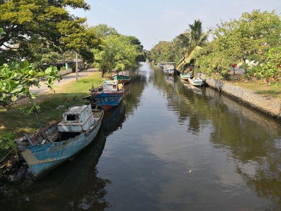 Wattala, Sri Lanka: der Canal