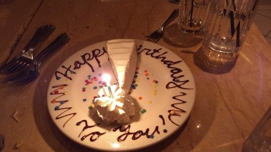 The Cheesecake Factory My Birthday Cake