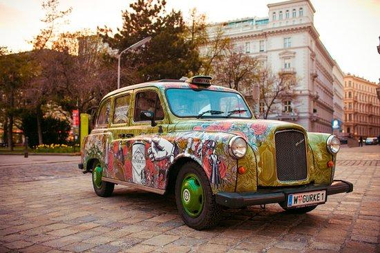 Gin Taxi Vienna