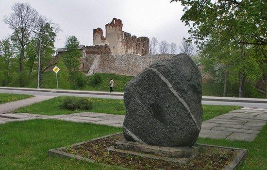 Memorial Stone to Semigallians fled from Dobele