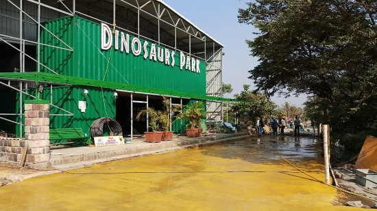 Lonavla, Inde: dinosaur parks lonavala