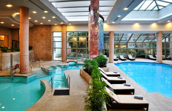 Serik, Turki: Indoor Pool