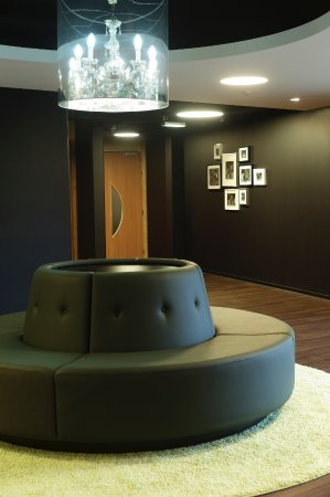Hotel D'Coque : Lounge