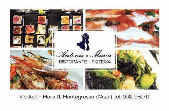Montegrosso d'Asti, Italien: Pesce fresco, pizza al metro e stuzzicherie
