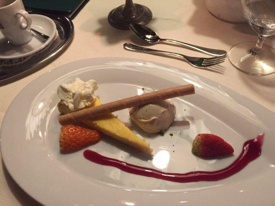 Hotel Achentalerhof: Dessert