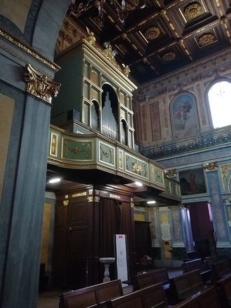 Cavour, Italien: Parrocchia di San Lorenzo