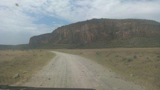 Provincia del valle del Rift, Kenia: cycle in the wild side