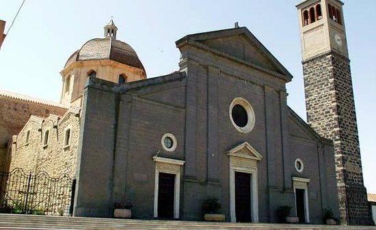 Cabras, Italia: Pieve di Santa Maria Assunta