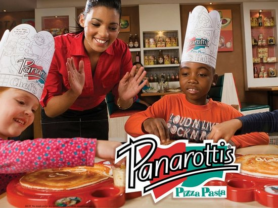 Centurion, South Africa: Panarottis Pizza Pasta