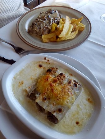 Bot, Spain: Platos caseros