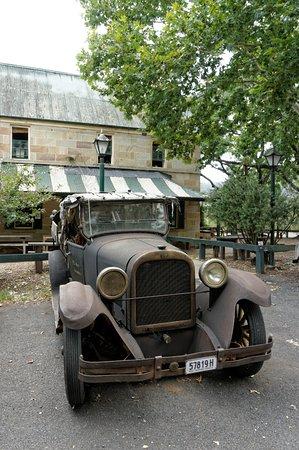St. Albans, Αυστραλία: Historic Vehicle Registration