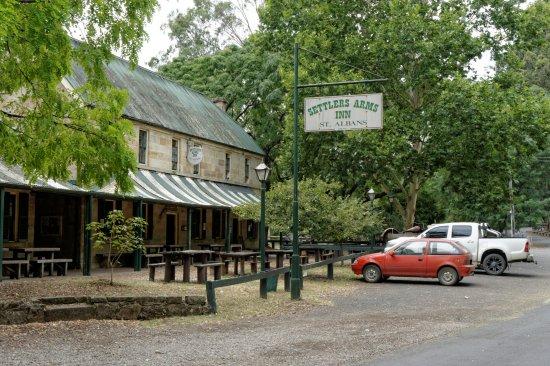 St. Albans, Αυστραλία: Plenty of Parking