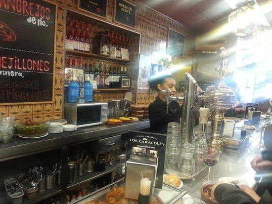 Restaurante Casa Amadeo los Caracoles Foto