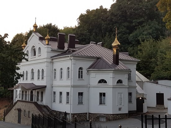 Lipetsk Diocesan Holy Dormition Monastery