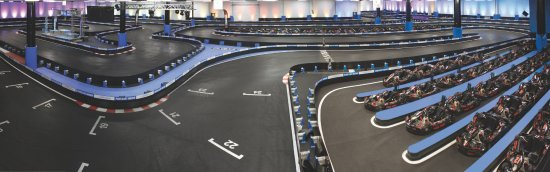 Paris Kart Indoor