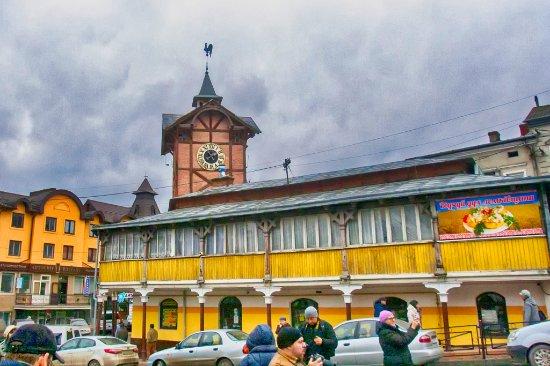 Chortkiv, ยูเครน: Ратуша