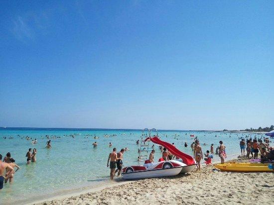 Spiaggia di San Vito lo Capo Photo