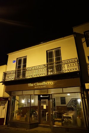 The Cloudberry Restaurant, Cranbrook