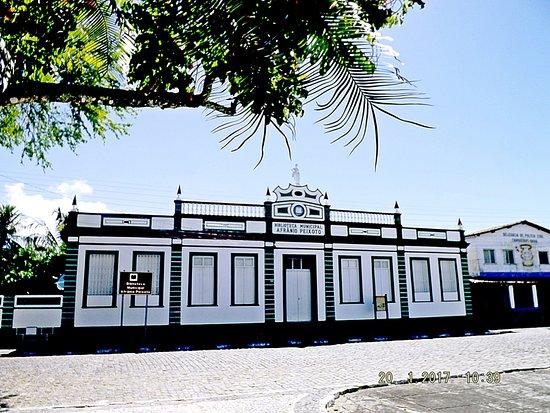 Antiga Cadeia Pública de Canavieiras - Atual Biblioteca Municipal