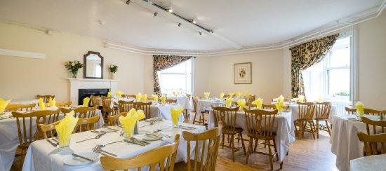 Gartmore, UK: Dining Room