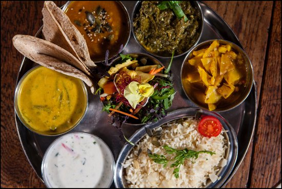 North Indian Food Near Me Vegetarian