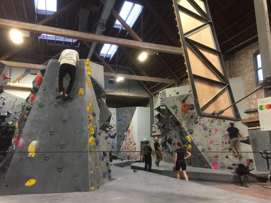 Vital Climbing Gym