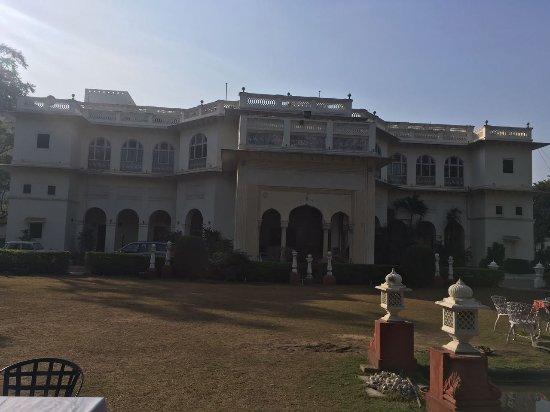 Hari Mahal Palace: Hotel - Heritage wing, front