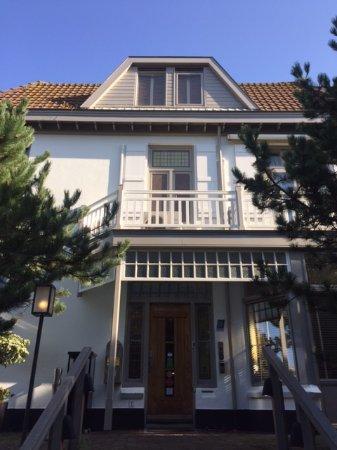 Outside The Front Door Picture Of Villa De Duinen Noordwijk