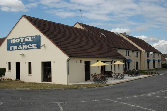 De France Hotel Creil