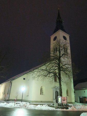 "Stadtpfarrkirche ""Maria Verkündigung"": 外観の様子"
