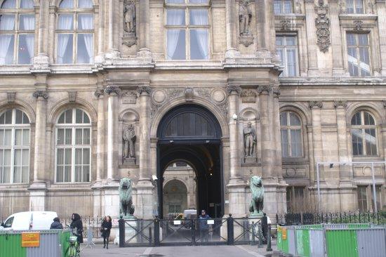 Bibliotheque de l'Hotel de Ville