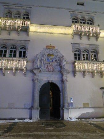Museum Fuer Volkskultur - Schloss Porcia: 外観の様子