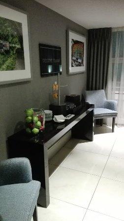 Hilton Dublin: Deluxe Floor (1st floor)