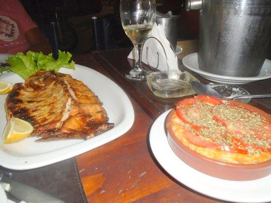 Bilde fra Zeus Restaurante