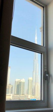 Villa Rotana - Dubai: As i opened my eyes in the morning..
