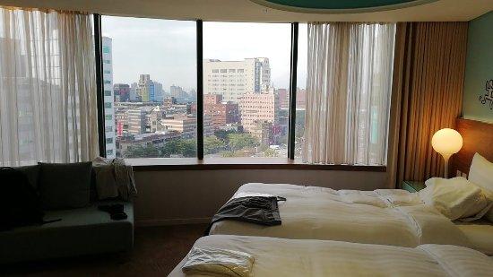 見晴らしはgood Picture Of Green World Hotel Zhonghua Zhongzheng