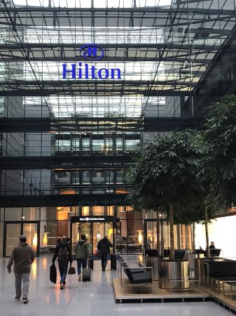 Hilton Frankfurt Airport Hotel Germany Reviews